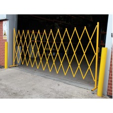Large Expanding Mobile Safety Barrier SK99014